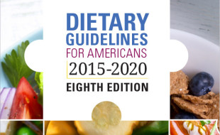 DIETARY GUIDELINES 2015 – 2020